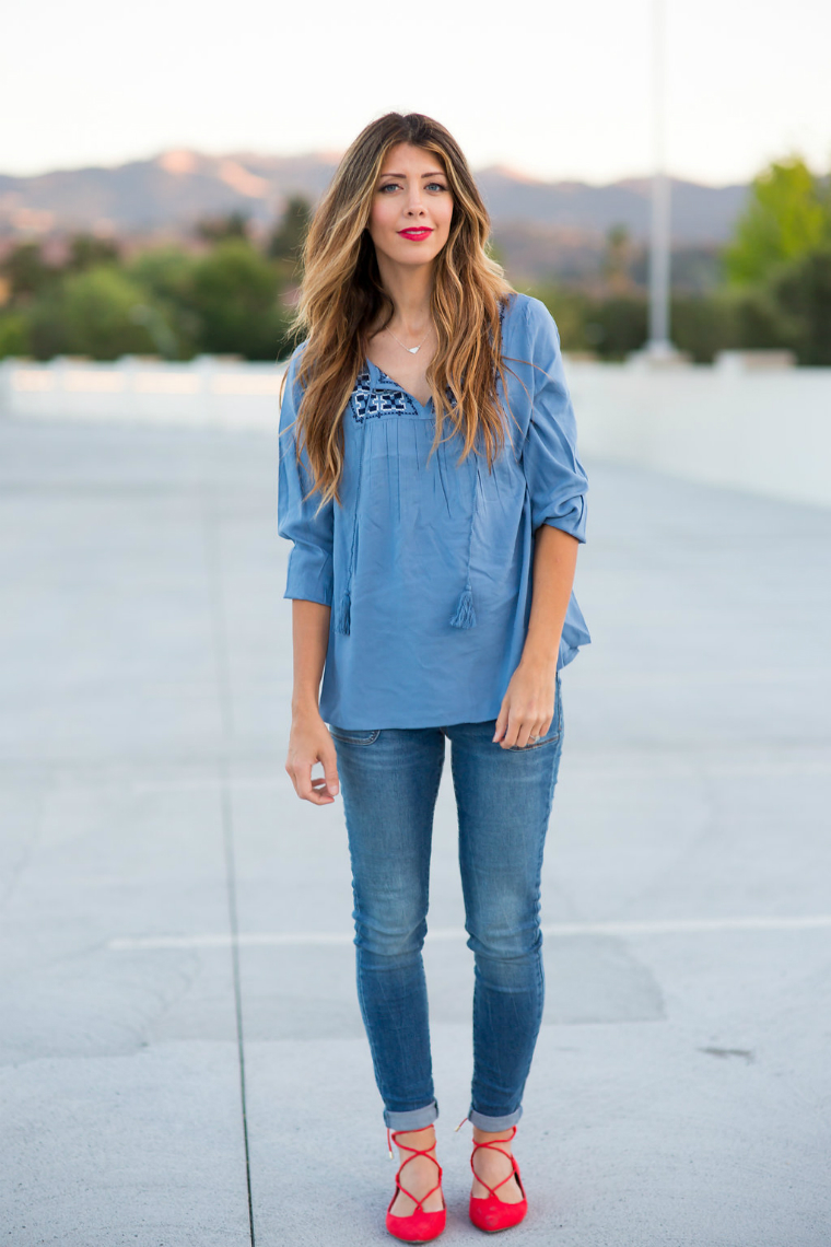 Back To School Denim With Old Navy The Girl In The
