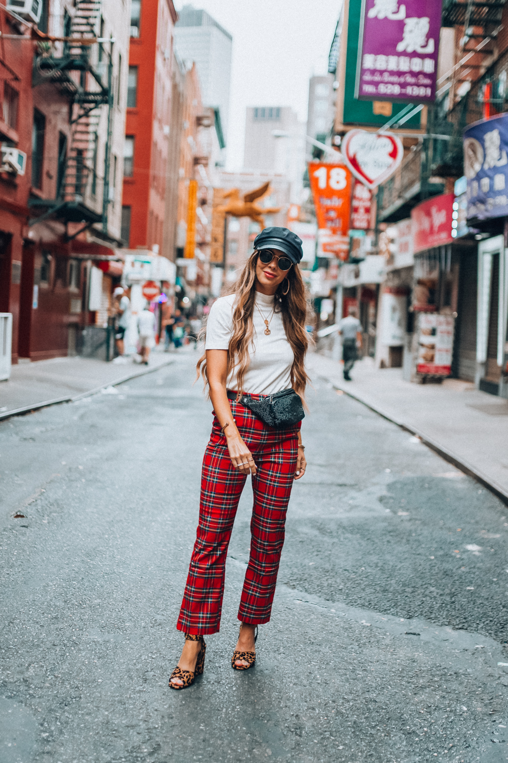 New York Fashion Week Trends: Plaid | The Girl in the ... |New York Girl Clothing