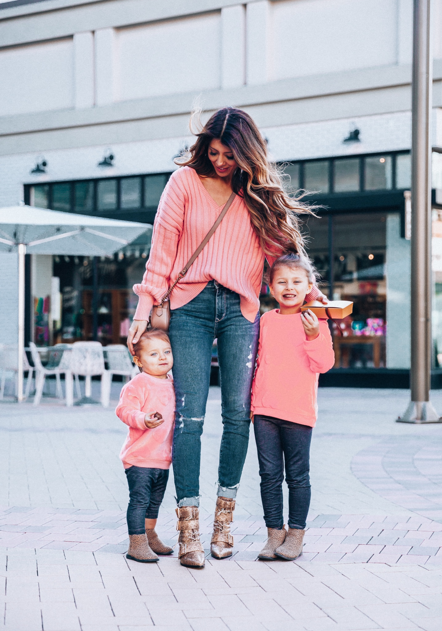 Mommy and Me Valentine s Day Outfit featured by top US fashion blog The  Girl in the ... a42473511d8d